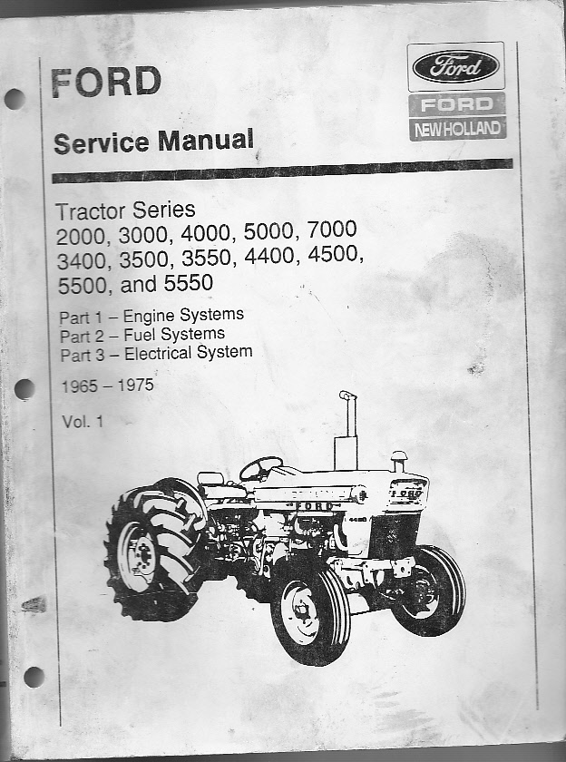 801 ford tractor wiring diagram