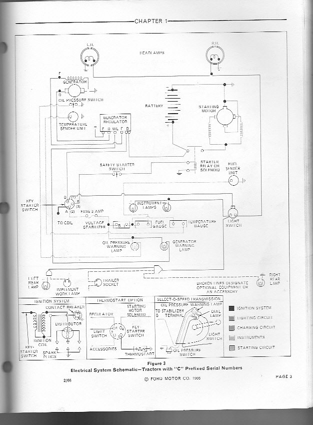 Ford Tractor Wiring Diagram on mf 135 tractor wiring diagram, 3610 ford tractor parts diagram, ford 2000 tractor parts diagram,