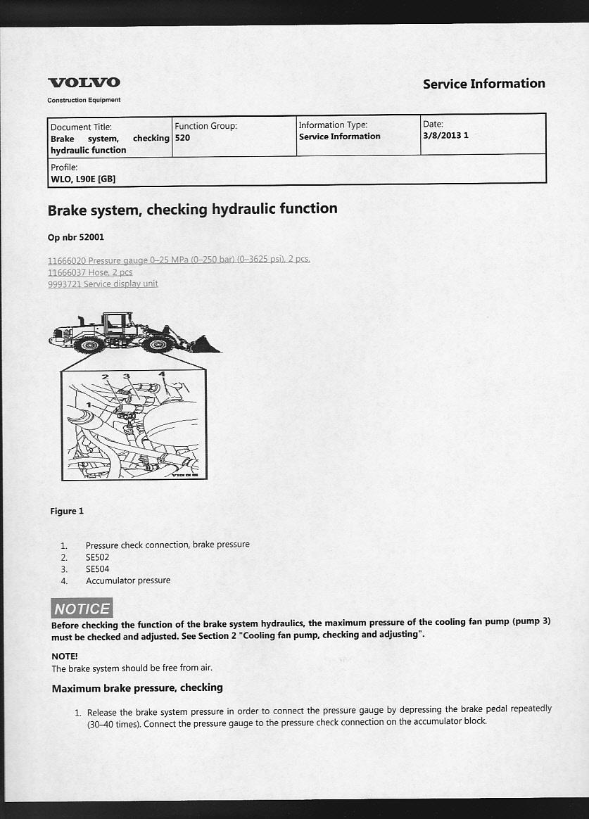 Volvo L70 Wiring Diagram : Volvo l e wiring schematic b diagram