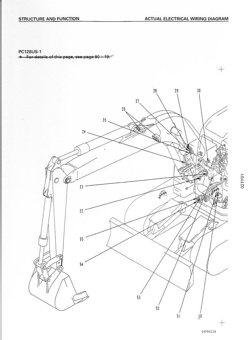 Komatsu Pc400 Wiring Diagram 5 Electrical D63 E Enthusiast Diagrams U2022 Pc138us Lc