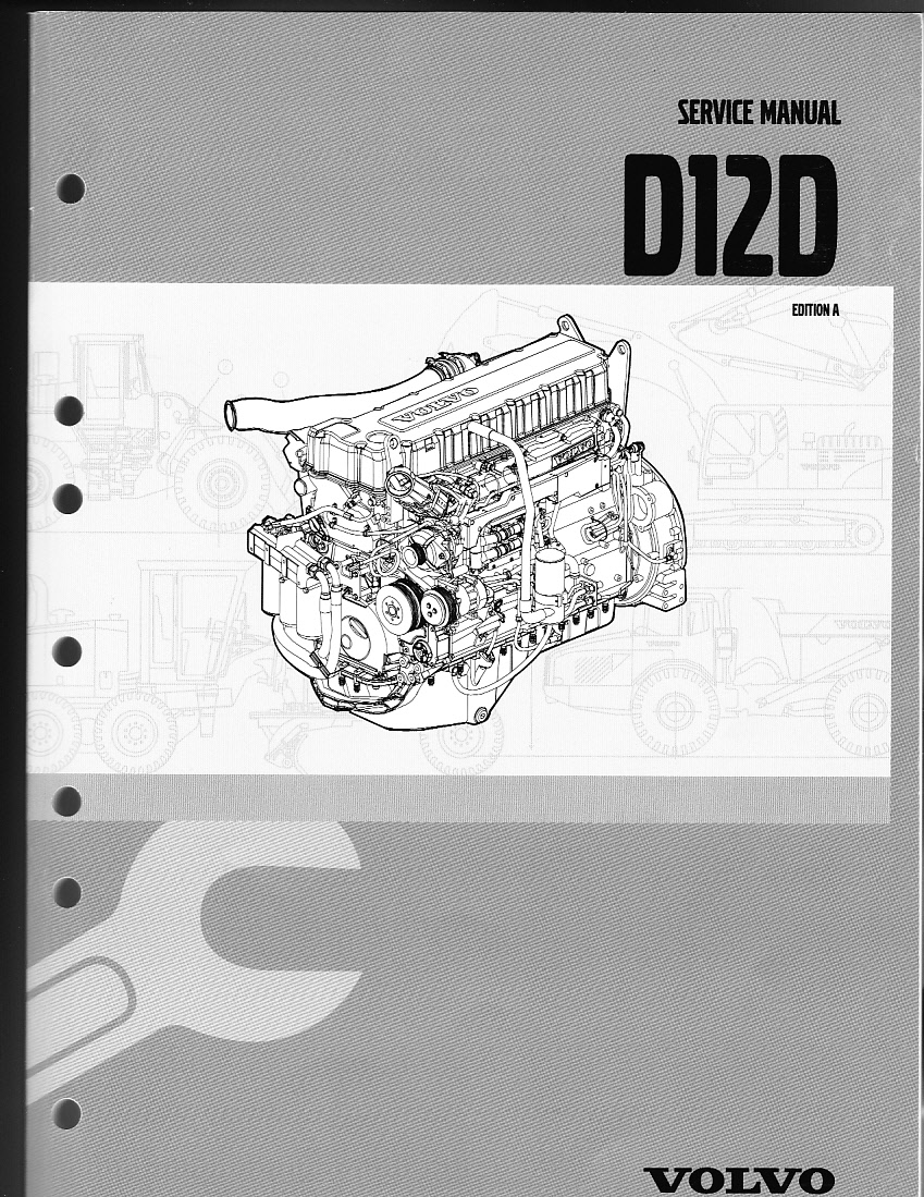 D on Volvo D12 Engine Fuel Problems