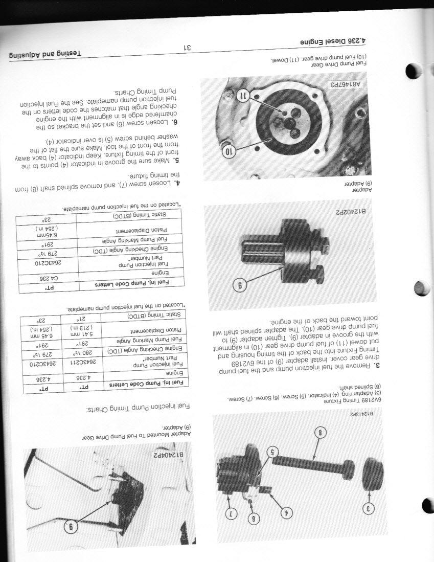 Lucas Cav Dpa Fuel Pump Manual Simple Instruction Guide Books Injection Diagram How To Replace Injector On 416 Cat Backhoe Perkins Engine When