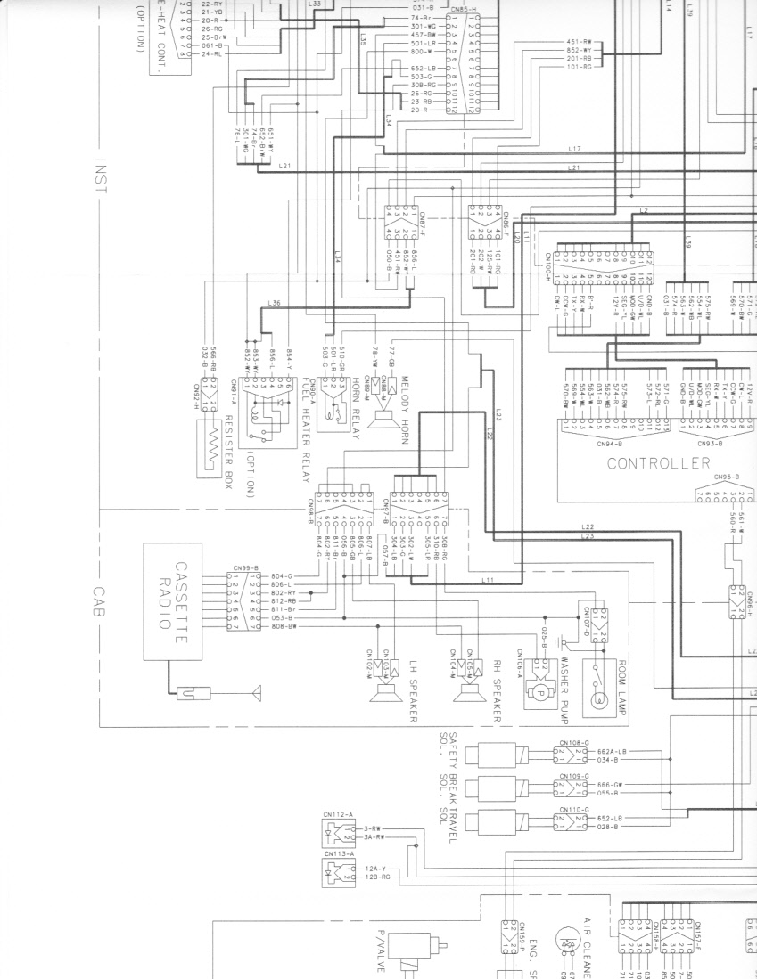 Wiring Diagram Cat 563 Roller With. Need A Wiring Schematic For Se280lc2  Samsung Diagram.