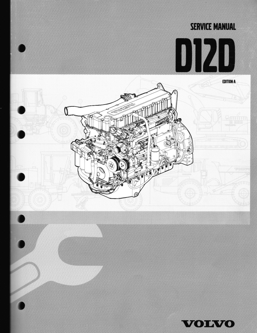 Volvo D12 Injector Wire Harness  Volvo D13 Injector Replacement