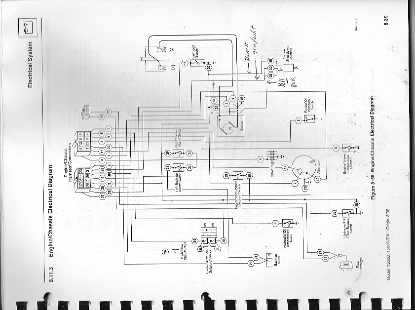volvo construction wiring diagram key    wiring    schematic for fuel shut off solenoid 3 wire unit     wiring    schematic for fuel shut off solenoid 3 wire unit