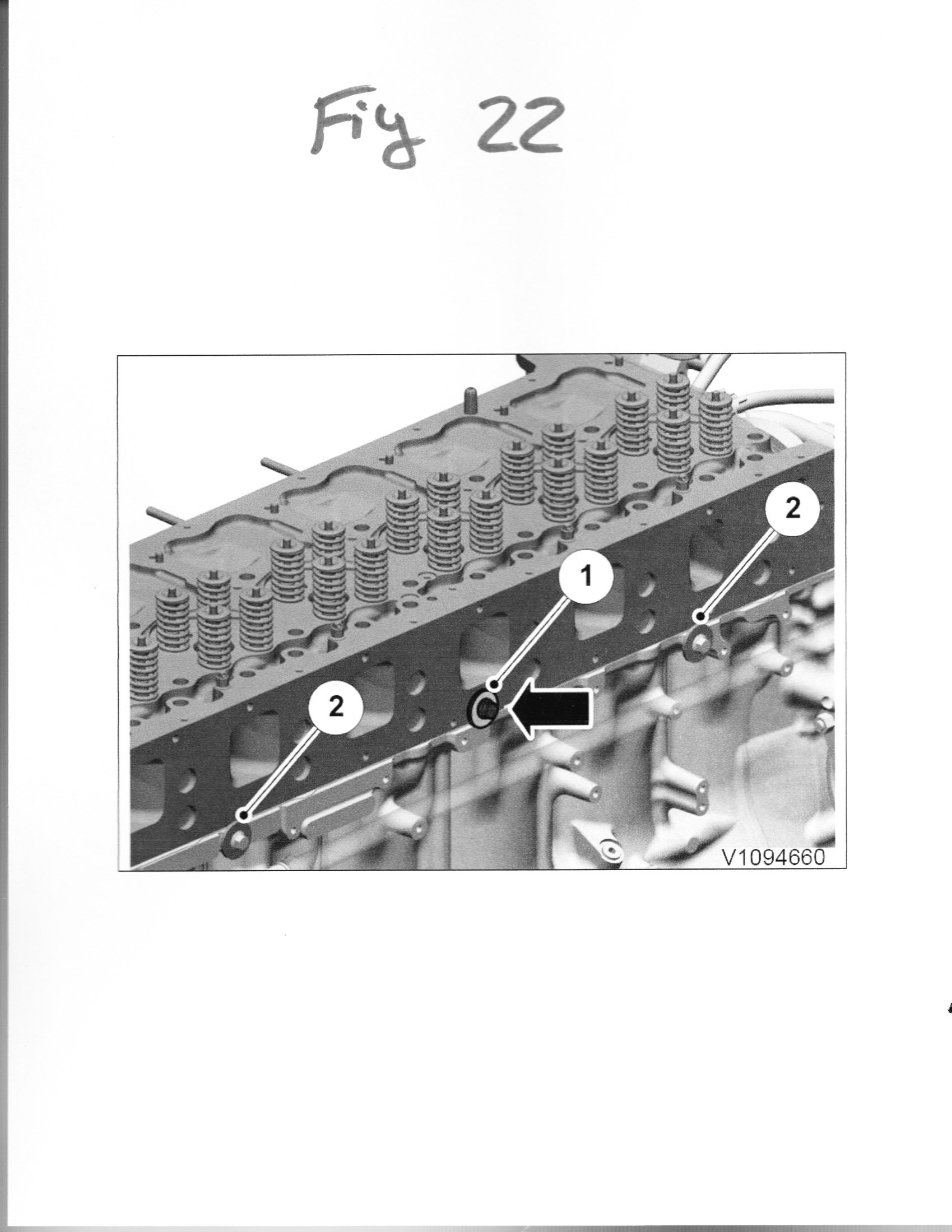 cylinder head installation instructions