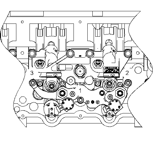 C 12 Cat Engine Diagram besides Caterpillar C7 Valve Adjustment together with Cat 3126b Engine Diagram likewise Caterpillar C15 Cat Engine Wiring Diagram Also Peterbilt 379 likewise Cat C13 Block Heater Location. on caterpillar 3406e thermostat
