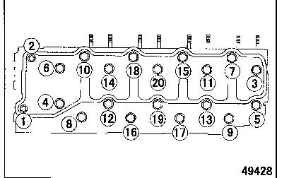 mitsubishi 4m40 engine timing