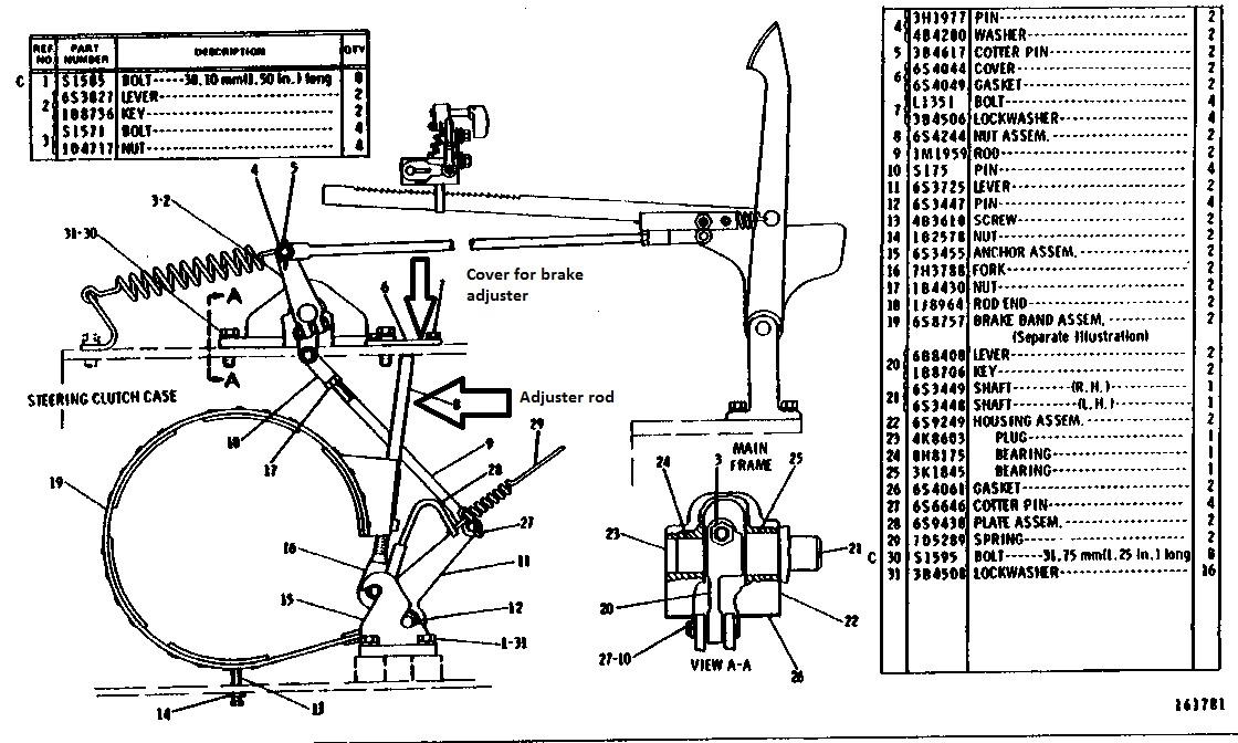 931 track loader