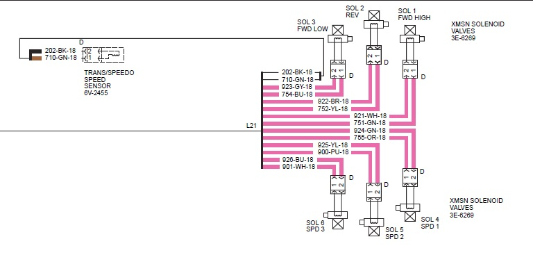 electrical schematics we have an it28f cat loader year 1993 the problem is when