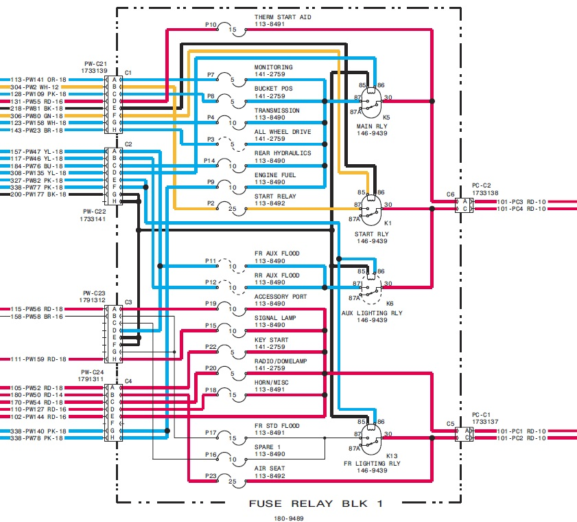 Navistar Wiring Harness - Diagrams online on