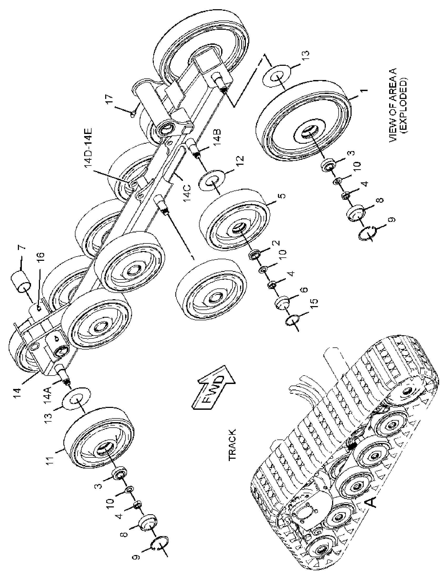 cat 247b parts diagram cat 3 wiring diagram