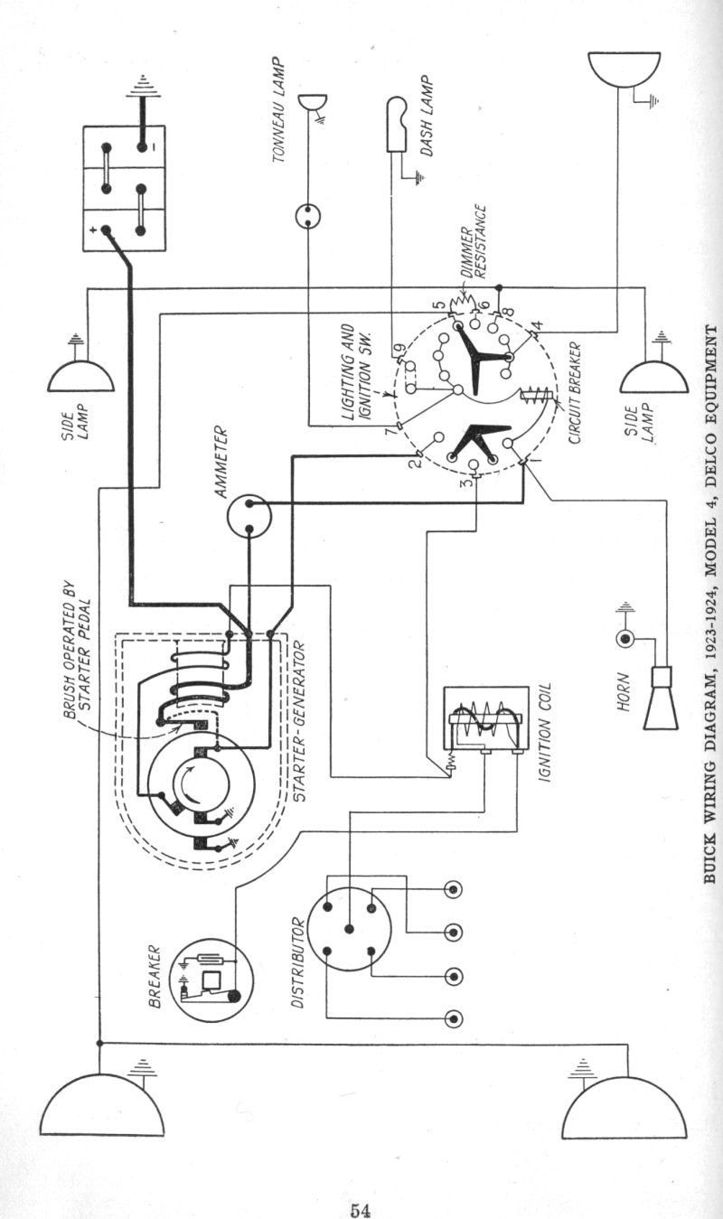 1927 buick wiring diagram is there a complete wireing    diagram    available for a 1924  is there a complete wireing    diagram    available for a 1924