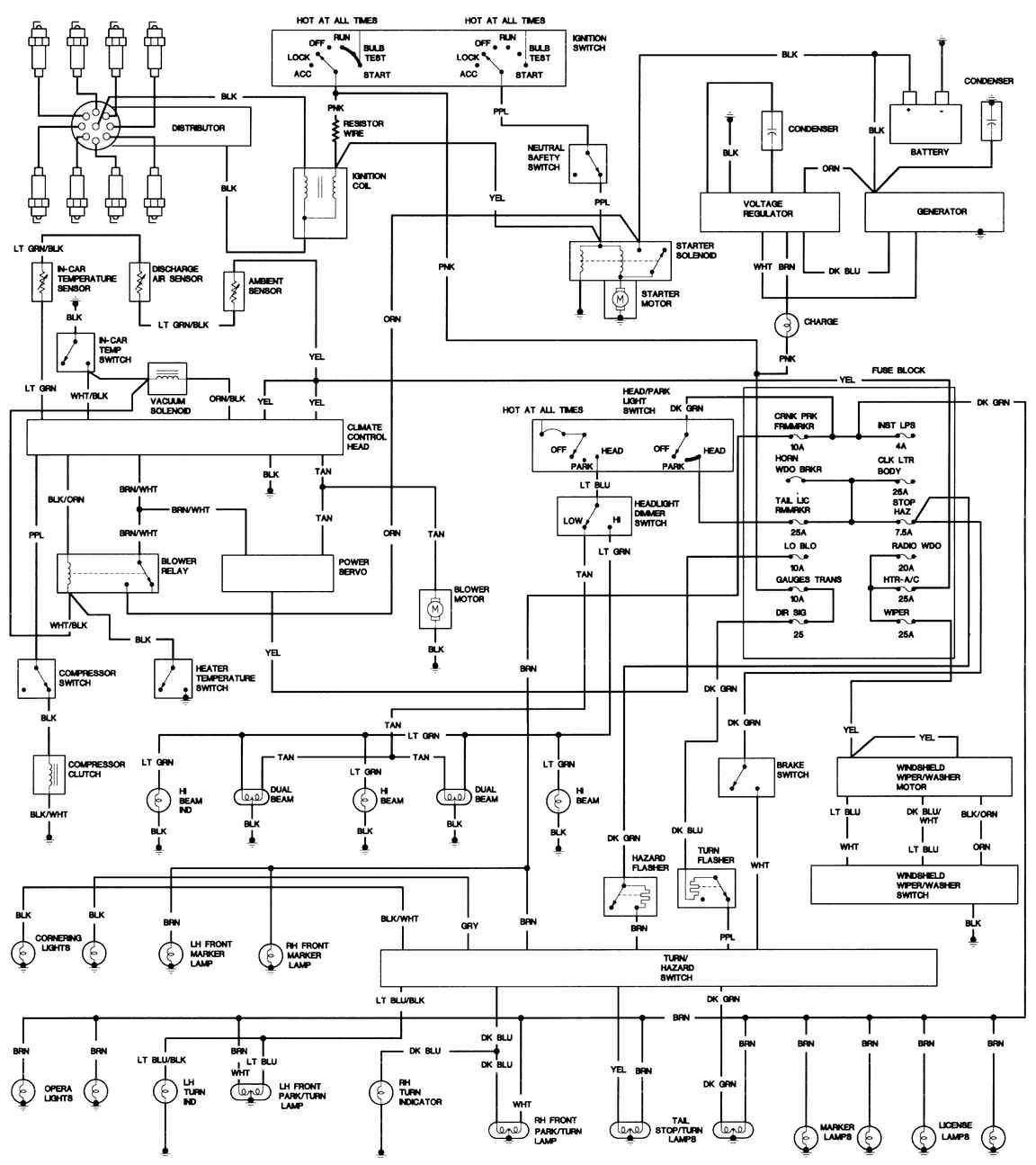 1976 cadillac eldorado wiring diagram simple schematic diagram 1978 Cadillac Seville 1976 cadillac eldorado wiring diagram wiring diagram 2000 cadillac deville rear window wiring schematics 1976 cadillac eldorado wiring diagram