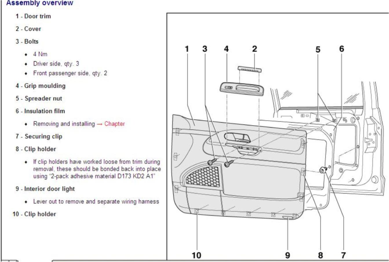 How Do I Change The Speaker On My Ford Galaxy 2002 The