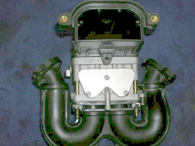 Air Horn Assy on Nikki Carburetor Diagrams