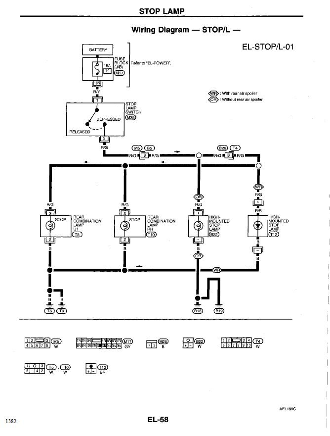 nissan altima wiring diagram radio nissan altima wiring diagram m25 m26 1999 nissan altima gxe 4 cyl. eccs will not engage. the on ...