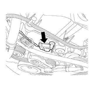 Cam Sensor Wiring