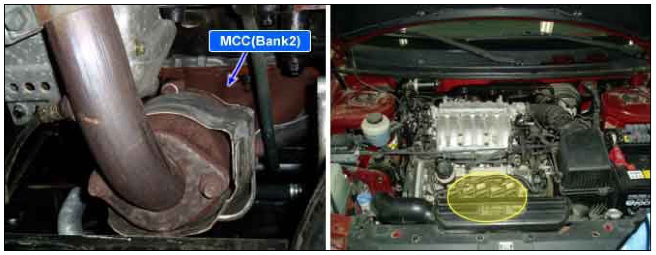 Obdii Code P0325 2003 Kia Sedona Knock Sensor Circuit Malfunction