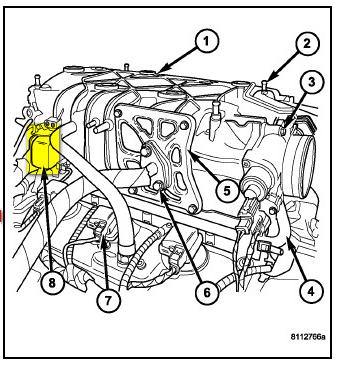 Chrysler Code P2017
