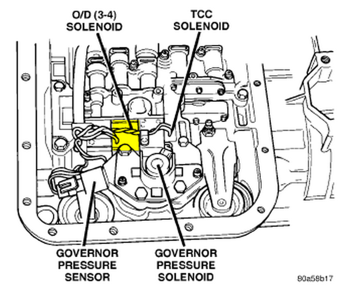 Massey Ferguson 285 Tractor Parts Manual Htmh Pmf285 further 1955 Buick Variable Pitch Dynaflow Transmission Maintenance also 2004r Transmission Wiring Diagram also Nacball053 moreover 41801 4l60 E Tailshaft Seal Replacement. on transmission valve body