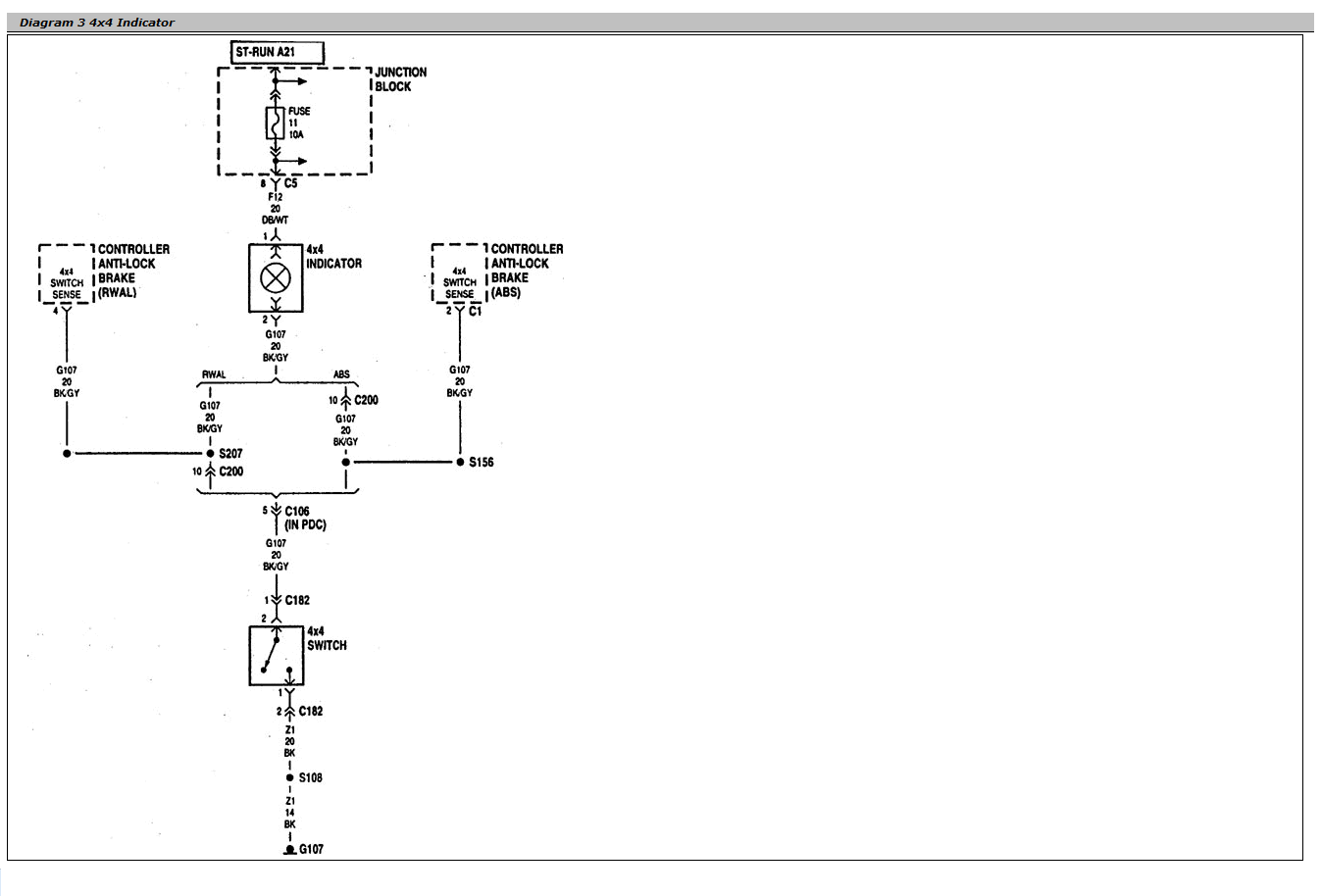 Need The Wiring Diagram Or Schematics Complete For A 1997