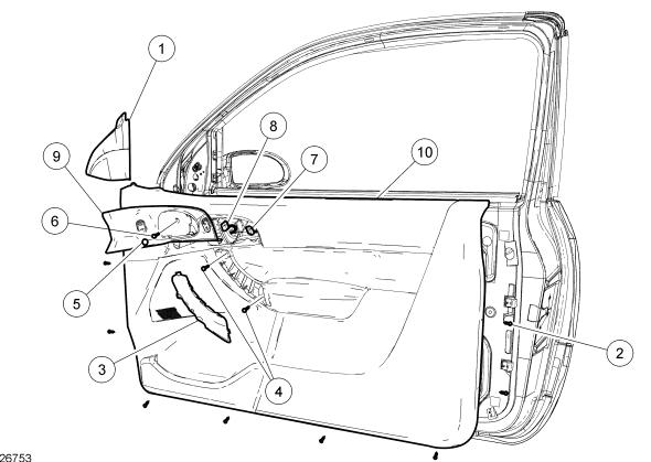 2005 Ford Focus Door Handle Diagram Html