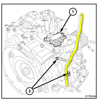 Jeep Patriot Manual Transmission Diagram