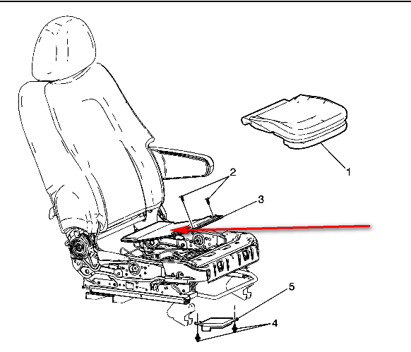 diagram of how a seat belt works