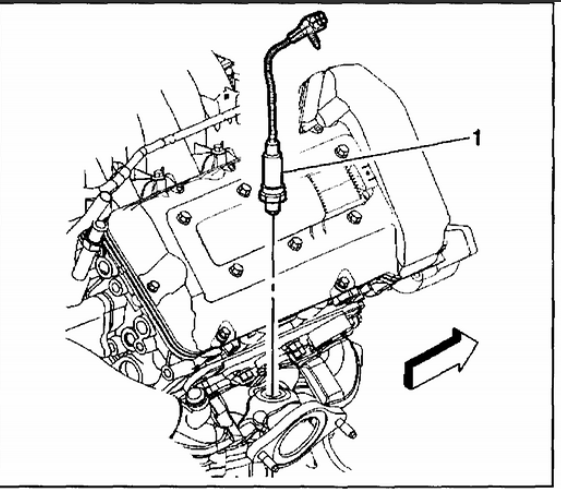 diagram for 2000 olds intrigue engine