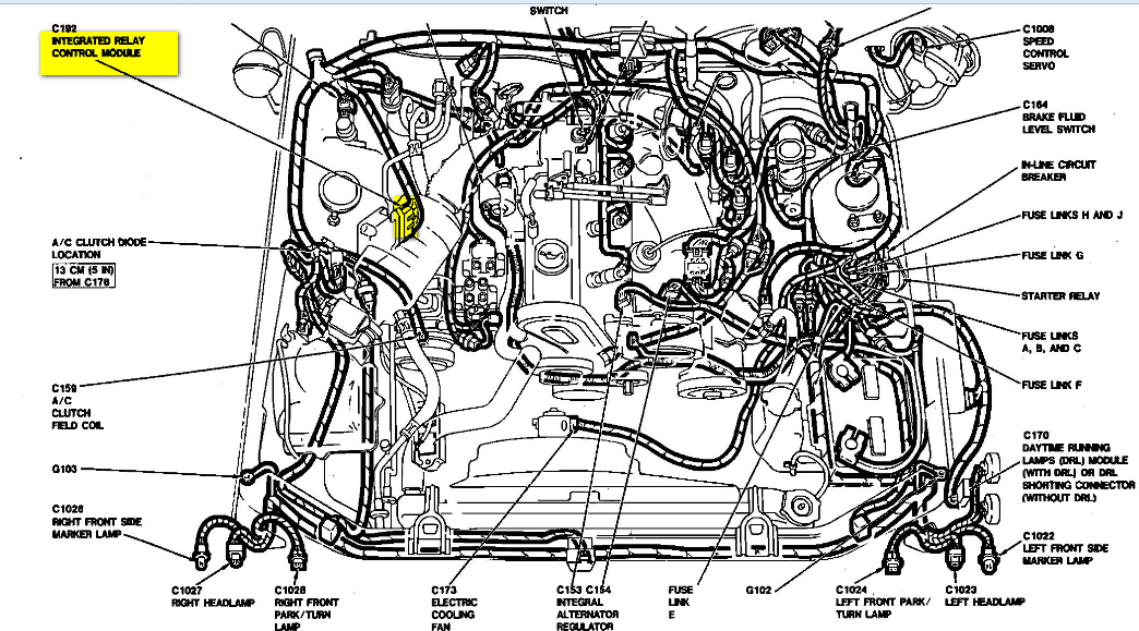 A4ld Specification Chart From Transgo moreover 162579 Mega Fuse Where You besides 693236 Brake Light Switch Differences Clairified further Original In 2001 Ford F150 Stereo Wiring Diagram further 93 Ford Ranger Speaker Wire Colors. on 99 ford explorer wiring diagram