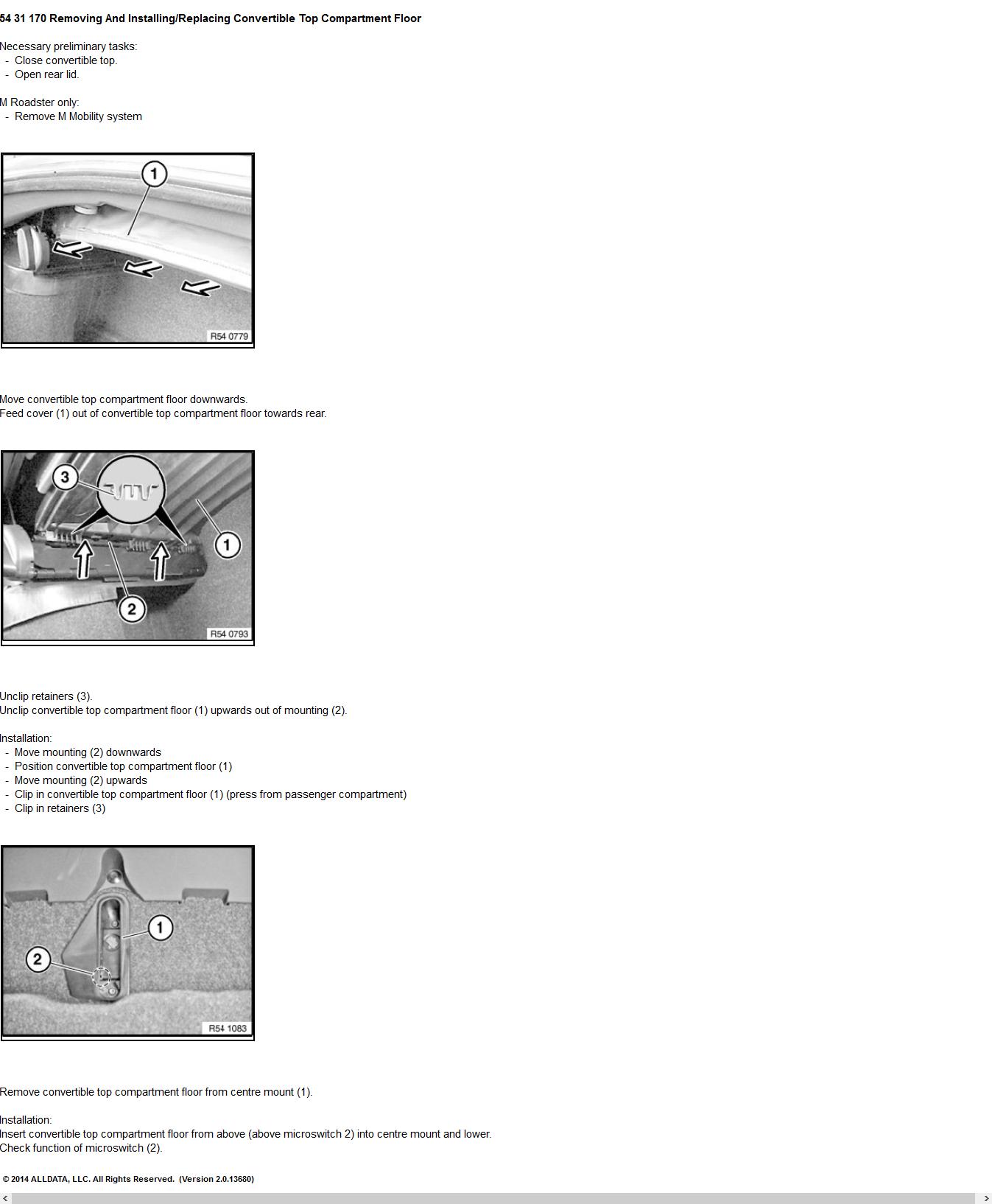 Bmw Z4 Problems: How To Install Rear Shocks On A 2003 Bmw Z4 Convertible