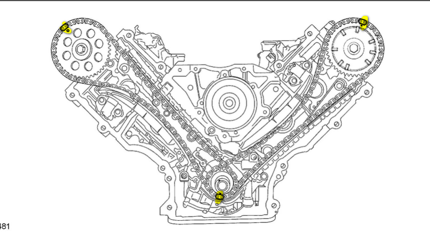 2006 ford 5 4 timing chain diagram html