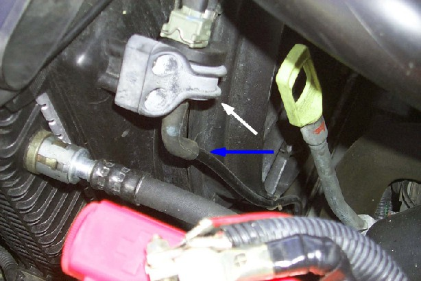 I have volvo s70 station wagon 1999 I want to know where it's located the evap purge valve ...