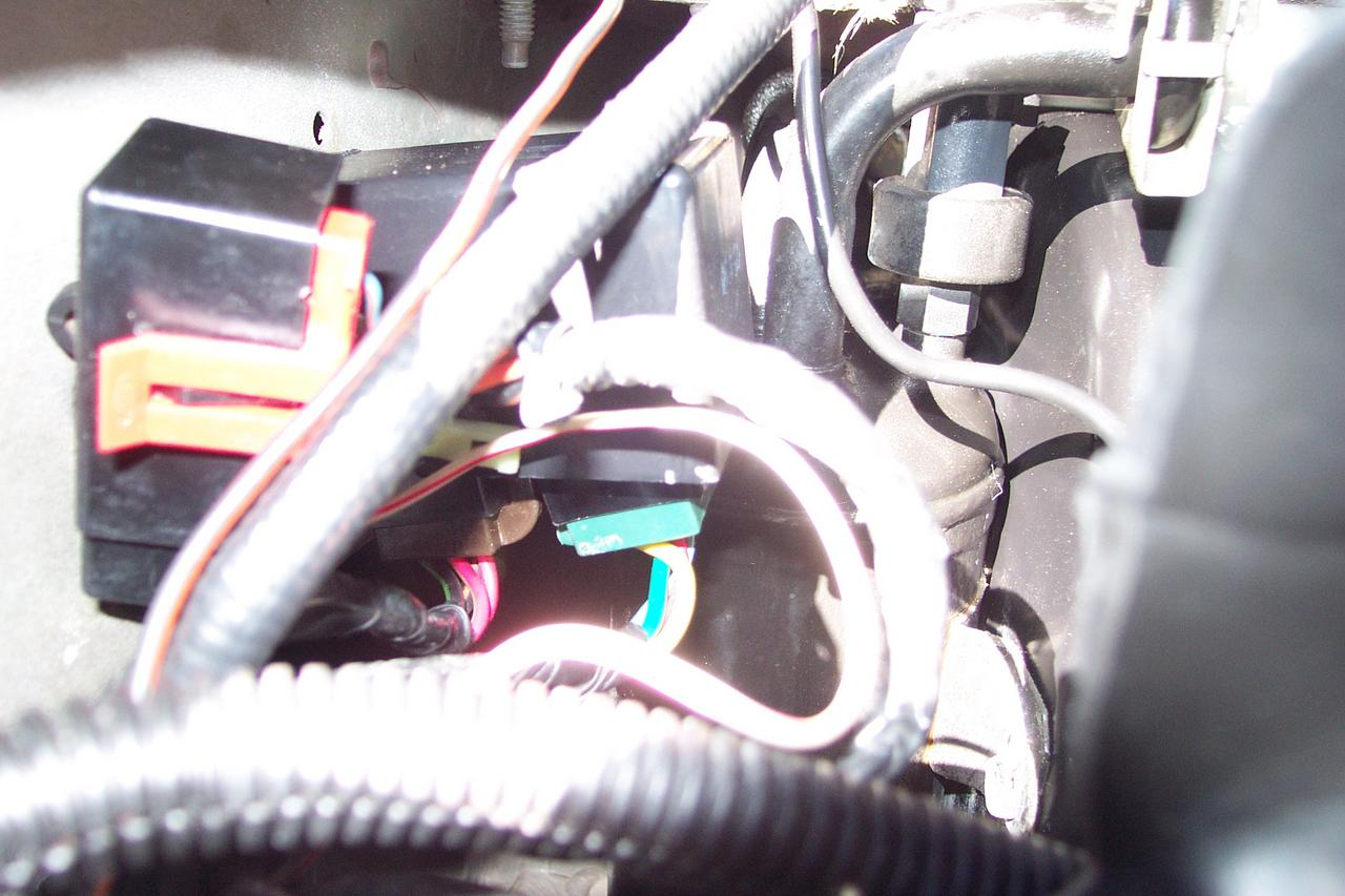 Ford E Fuel Pump Eec Relay on Ford Fuel Pump Relay Location