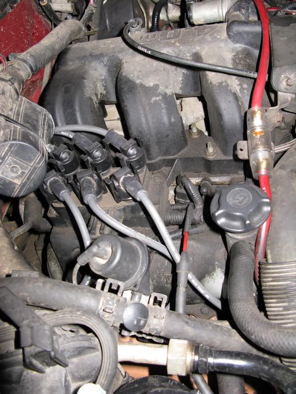 ford valve schrader f150 ranger location explorer 2003 sport xlt v6 fuel 2007 source injectors light cap kpt