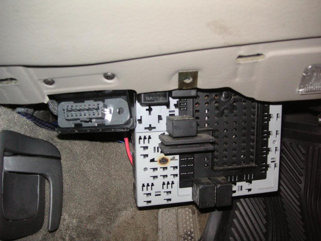 Cem Volvo Fuel Pump Relay on 2000 S80 Volvo Heater Fan Location