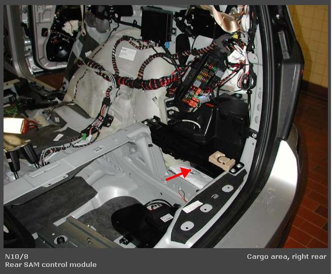 2006 Mercedes Benz Ml350 Replaced Malfunctioning Door