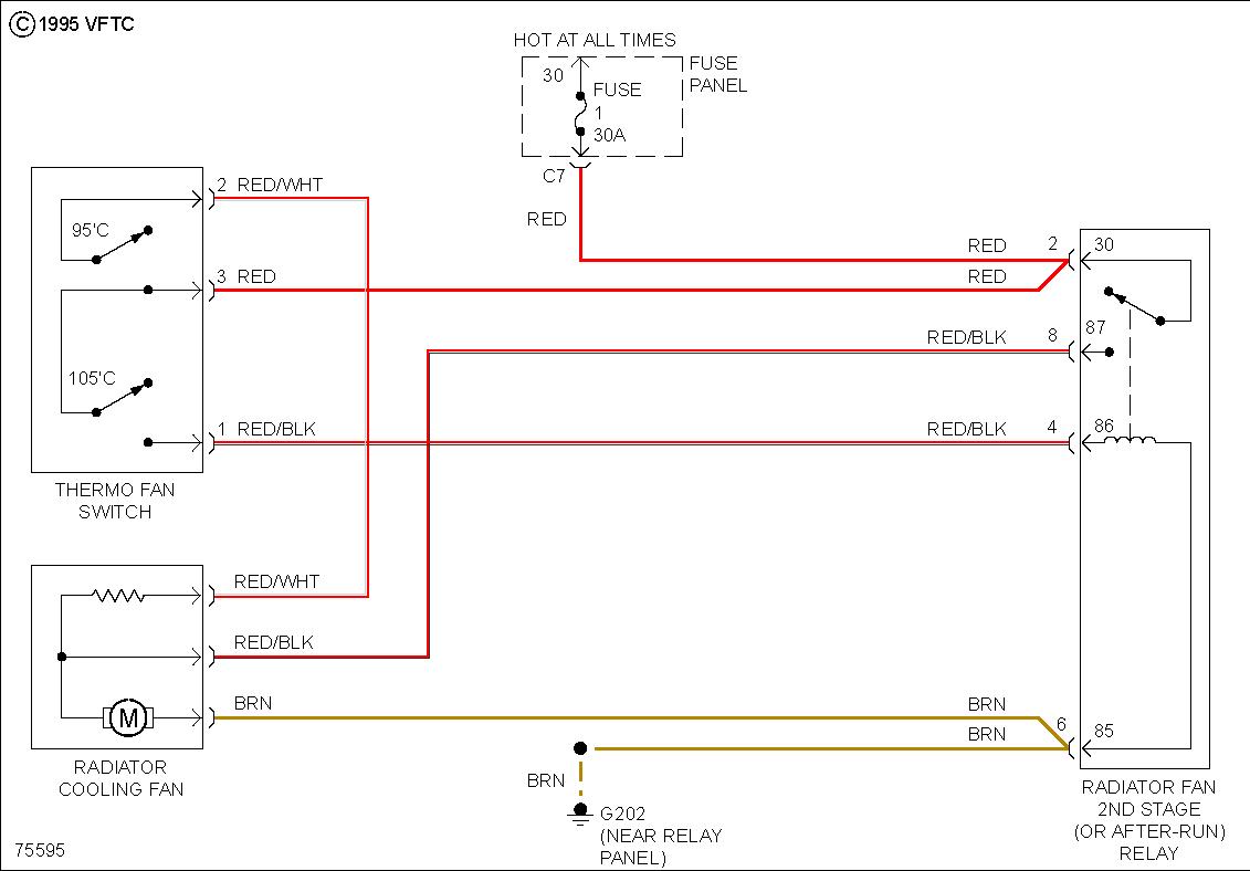 vwvortex.com - 1992 mk2 jetta 8v rad fan wiring help mk2 jetta wiring diagrams