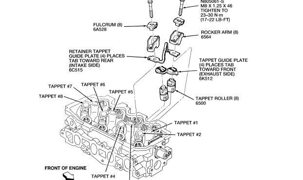 how tough is it to adjust    repair a lifter in a 1993 1 9