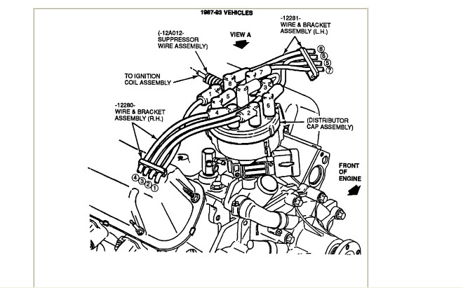 similiar 1968 ford 302 firing order keywords parts diagram on a 1994 f150 5 0 engine wiring diagram · ford 302