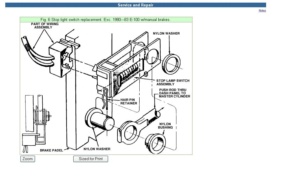 Ford Light Switch Diagram Ford Free Engine Image For