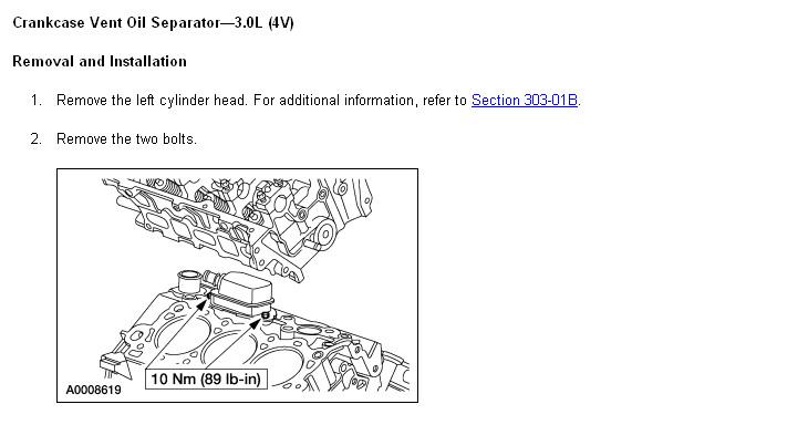 2001 ford escape pvc valve location  2001  free engine