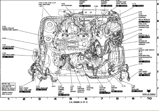 1988 ford f 150 5 8 engine diagram  1988  free engine
