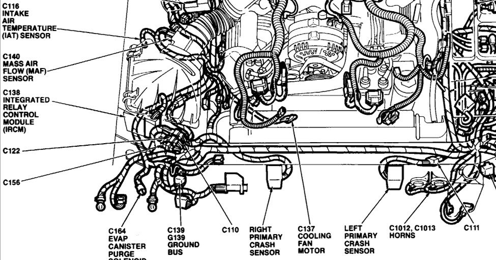 wiring diagram for 1994 ford thunderbird  wiring  free engine image for user manual download