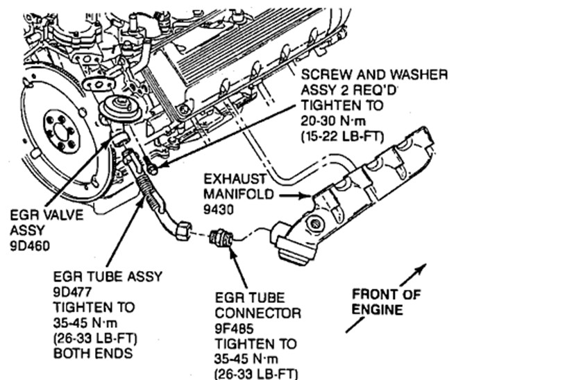 service manual  how to replace ecm for a 1991 buick