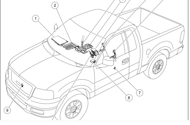 impact it would take for a drivers front airbag to employe