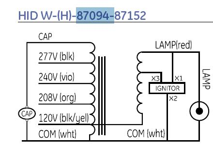 how to hook-up a 240v hid ballast.have no wiring diagram 240 volt ballast wiring diagram