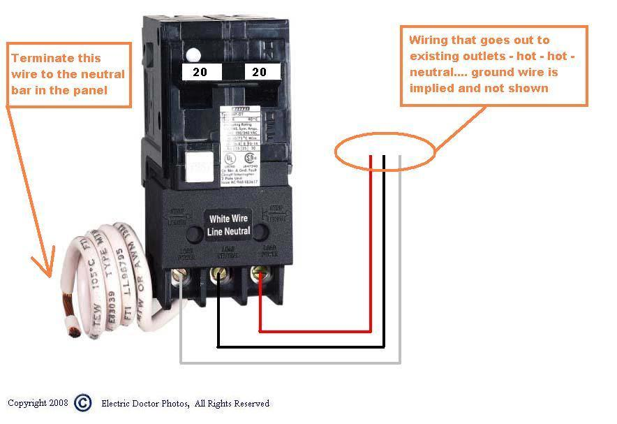 source 220v gfci breaker wiring diagram get free image about wiring diagram 50 Amp GFCI Breaker Wiring Diagram For 50 Amp GFCI Breaker Wiring Diagram For