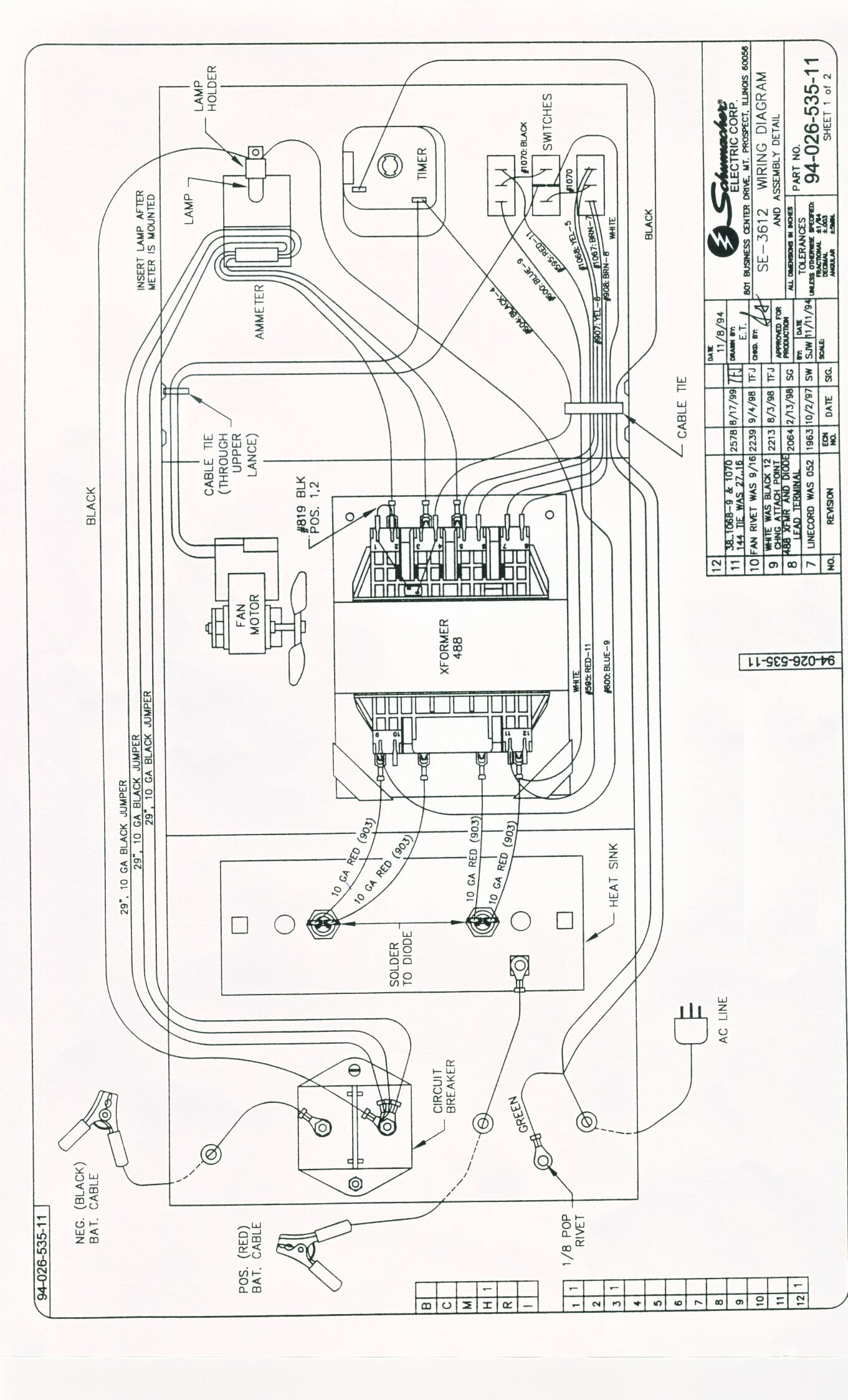 Schumacher Battery Charger Circuit Schematic on acura repair manual